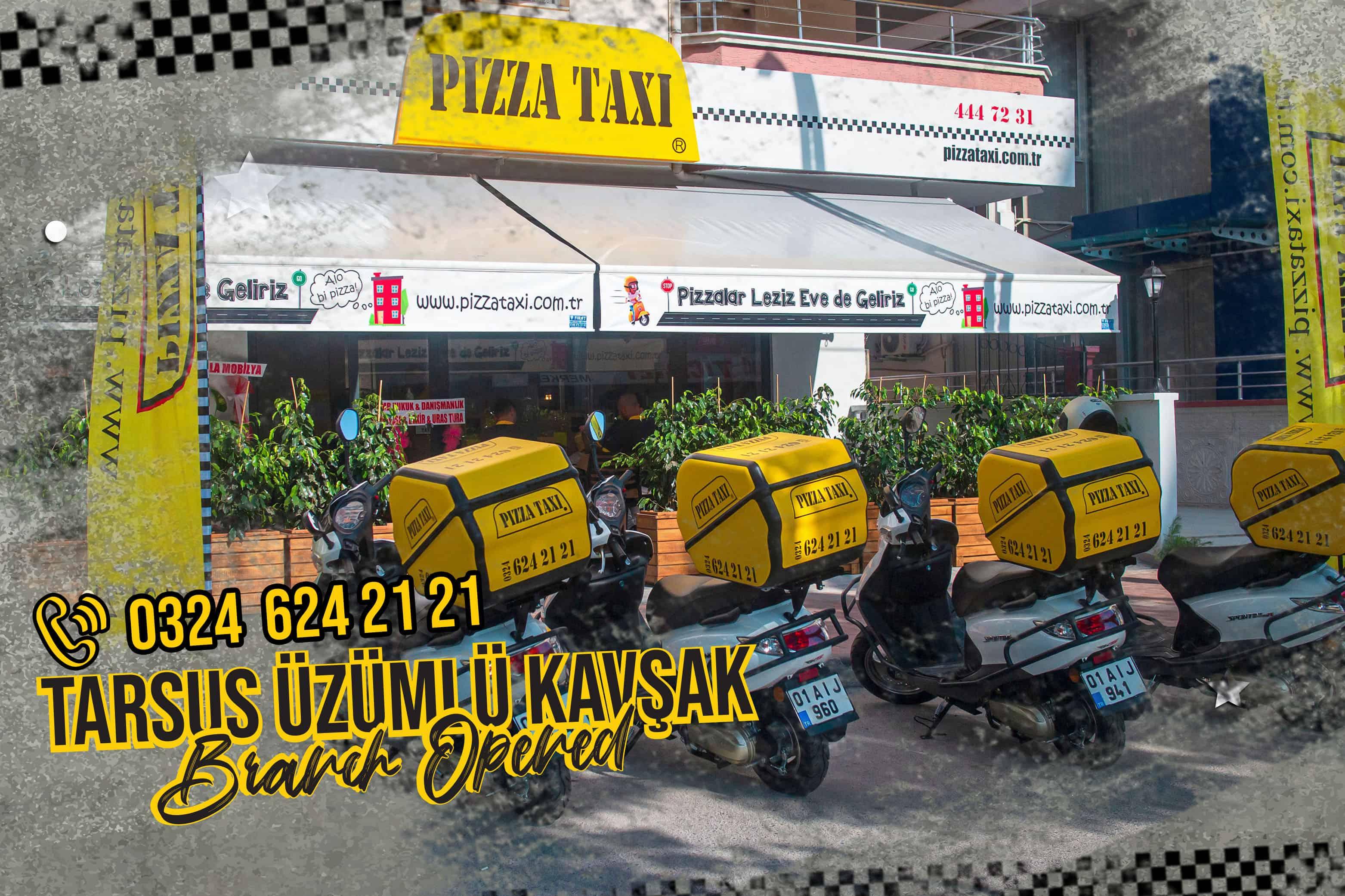 Tarsus Üzümlü Junction Branch Opening Soon