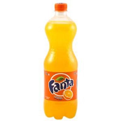 Fanta 1 litre