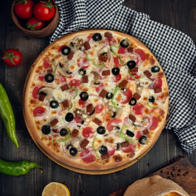 Taxi Ekstra Pizza