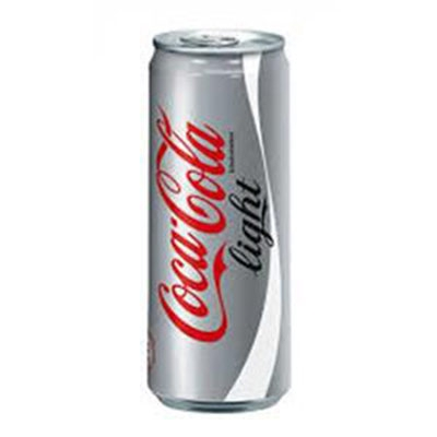 Coca-Cola Light 33 cl.
