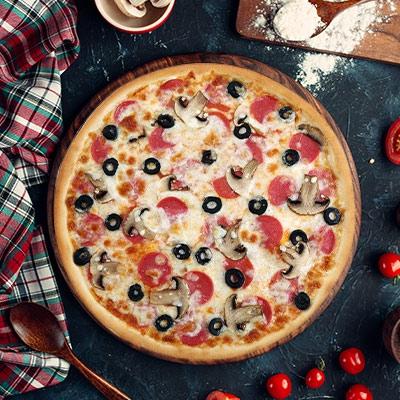 Piknik Pizza