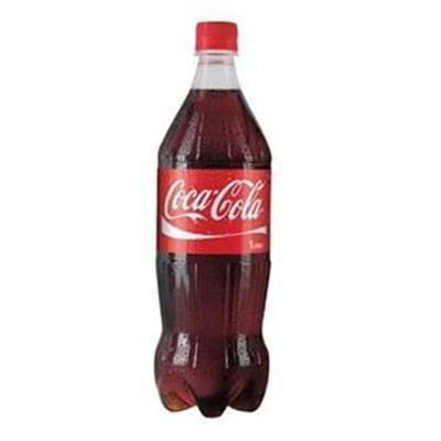 Coca-Cola  1 liter