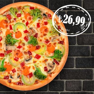 Garden Pizza Orta Boy (▶️ Yeni Ürün)