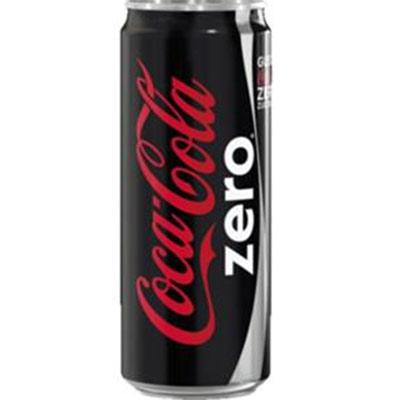 Coca-Cola Zero 33 cl.